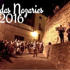 Gran participación en las XIII Veladas Nazaríes de Arjona.