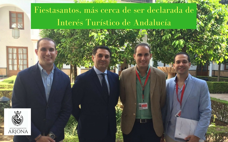 Fiestasantos, más cerca de ser declarada de Interés Turístico de Andalucía.