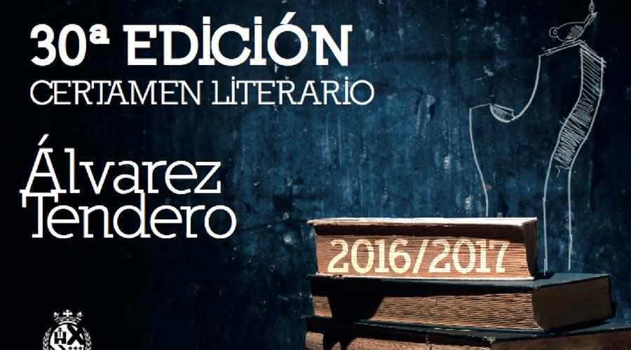 30ª edición de los premios literario Álvarez Tendero.