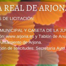 Anuncios Licitación Casetas Feria.