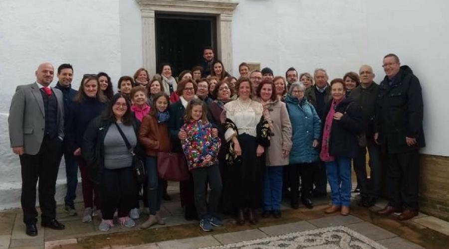El Ayutamiento de Arjona organiza una ruta guiada teatralizada con perspectiva de género.
