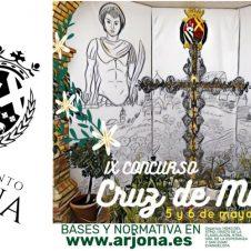 """Bases y Normativa IX Concurso """"Cruz de Mayo 2018""""."""