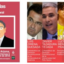"""Este viernes, las III jornadas """"Antonio Torres del Moral"""" en Arjona."""