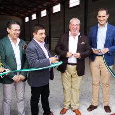 Se inaugura el nuevo Centro Hípico y  de Oleoturismo en Arjona.