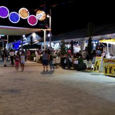 Arjona celebra su Feria Real 2018.