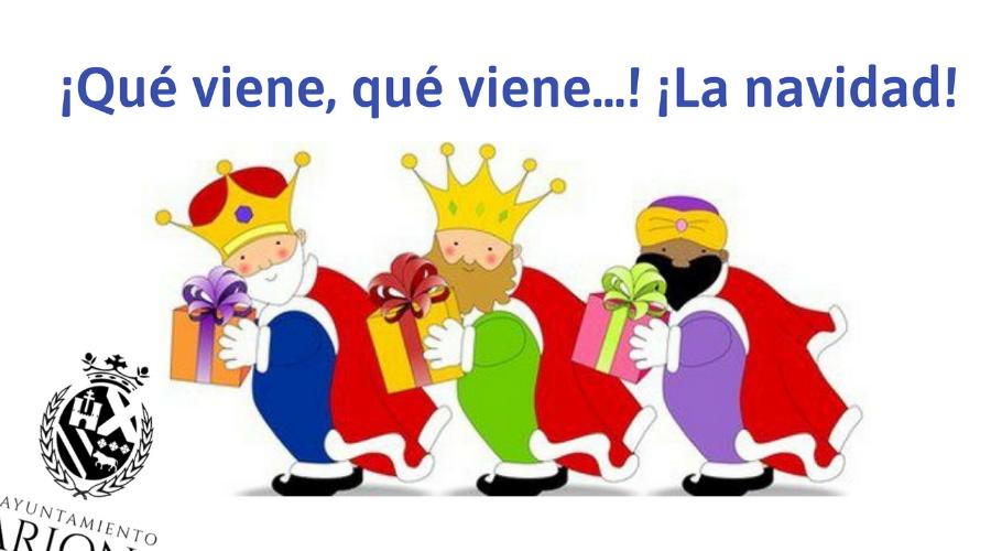 Bases para participar en la Cabalgata de Reyes Magos de Arjona.