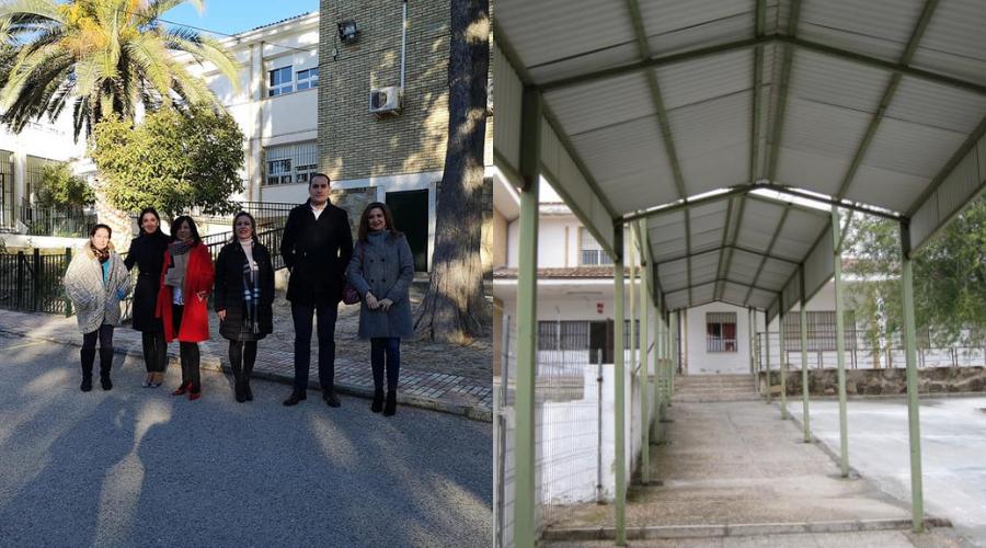 La Junta de Andalucía invertirá 200.000 euros en la mejora de los centros educativos de Arjona.