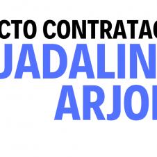 Edicto Contratación Guadalinfo.