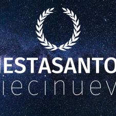 Bases para participar en el programa de Fiestasantos 2019.