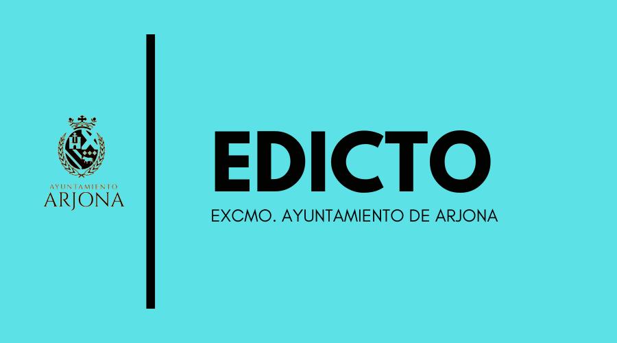 EDICTO (05/04/19)