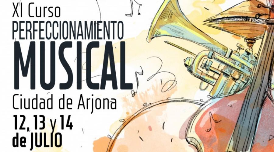 """XI Curso de Perfeccionamiento Musical """"Ciudad de Arjona"""""""