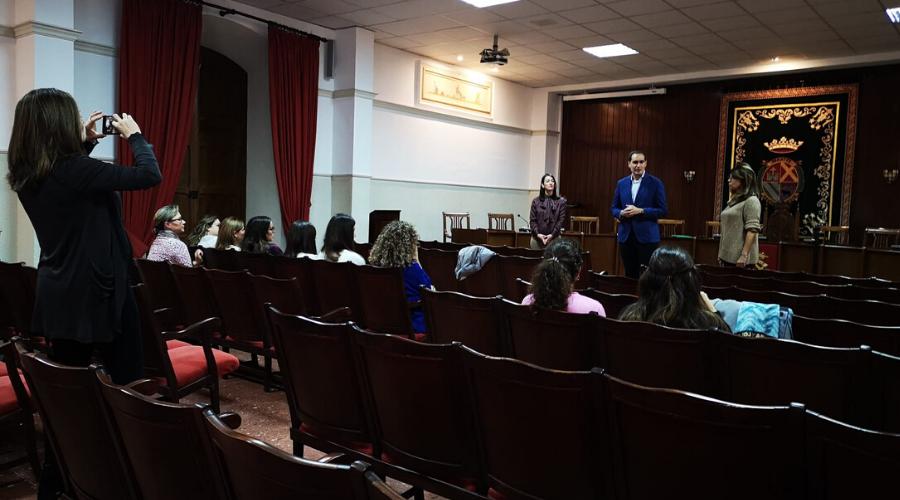 La Diputación de Jaén informa de los planes de empleo para jóvenes de hasta 30 años
