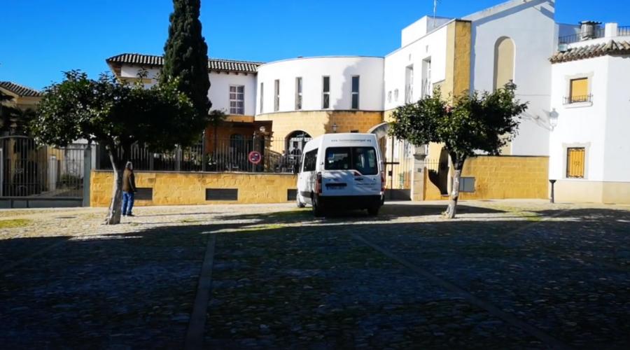 """LA CAMPAÑA DE VACUNACIÓN CONTRA LA COVID-19 EN ARJONA COMIENZA EN LA RESIDENCIA """"HOSPITAL DE SAN MIGUEL"""""""