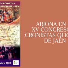 ARJONA EN EL XV CONGRESO DE CRONISTAS OFICIALES DE JAÉN