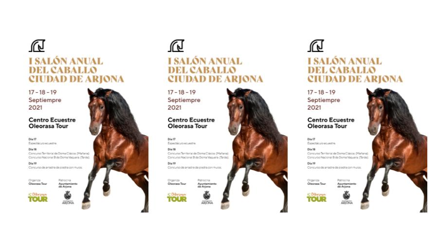 I SALÓN ANUAL DEL CABALLO CIUDAD DE ARJONA